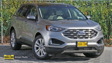 2020 Ford Edge Titanium With Navigation & AWD