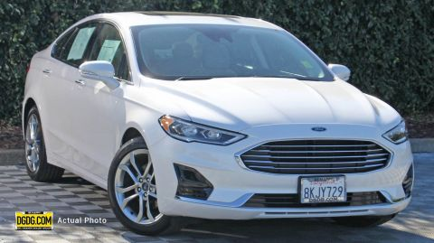 2019 Ford Fusion SEL FWD 4dr Car