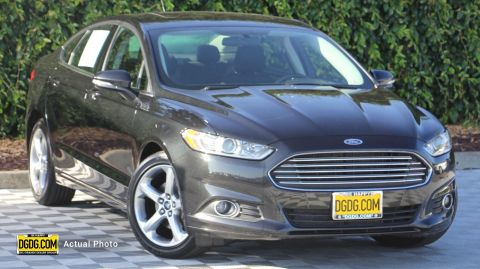 2015 Ford Fusion SE FWD 4dr Car