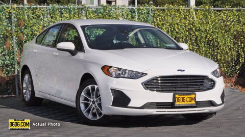 2020 Ford Fusion Hybrid SE With Navigation