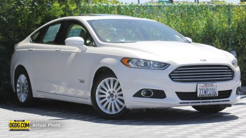 2016 Ford Fusion Energi SE Luxury FWD 4dr Car