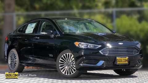 New 2018 Ford Fusion Energi SE Luxury