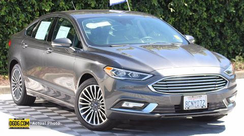 Certified Pre-Owned 2018 Ford Fusion Energi Titanium