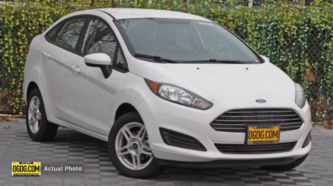 2019 Ford Fiesta SE FWD 4D Sedan