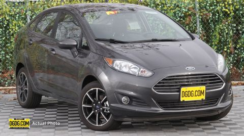 2018 Ford Fiesta SE FWD 4D Sedan