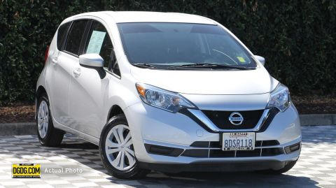 2017 Nissan Versa Note S Plus FWD Hatchback