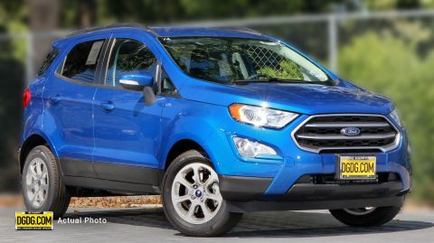 2018 Ford EcoSport SE FWD 4D Sport Utility