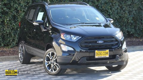 Certified Pre-Owned 2019 Ford EcoSport SES