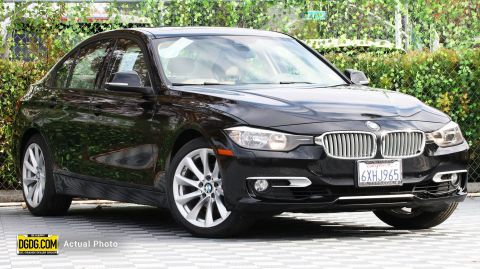 2012 BMW 3 Series 328i RWD 4dr Car